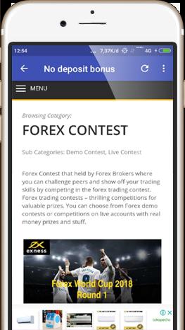 Forex Contest Bonus