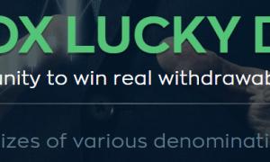 Atirox Lucky Draw