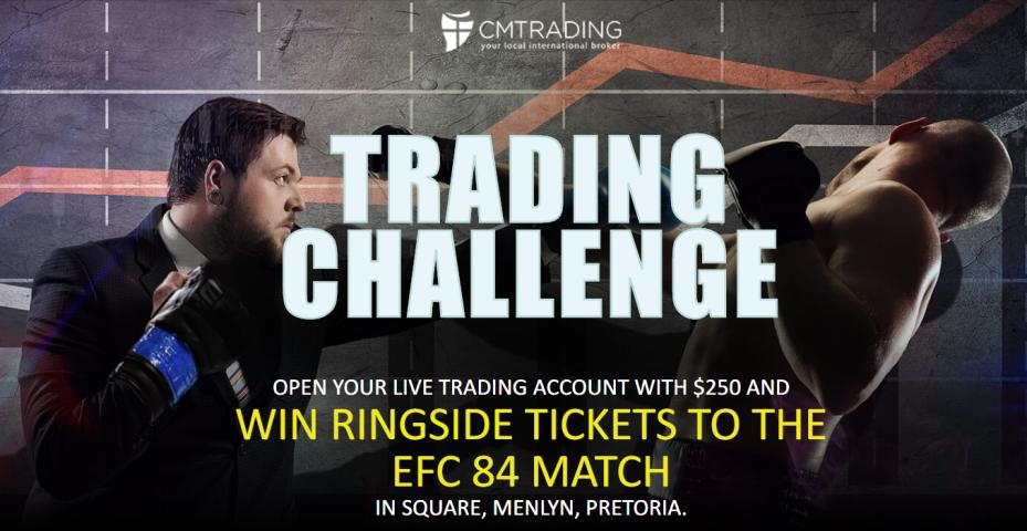 CM Trading EFC 84 Trading Challenge