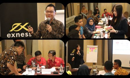 EXNESS partnership program