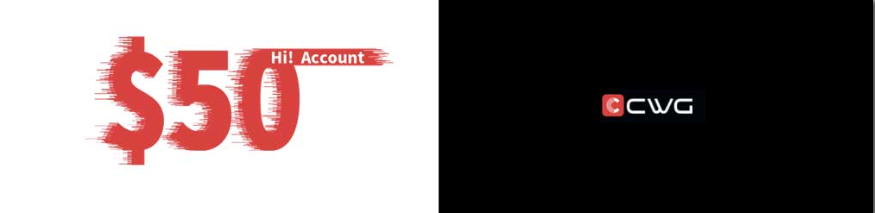 CWGsvg No Deposit Bonus