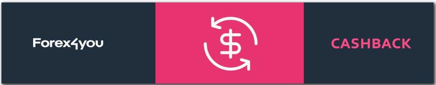 Forex4you Cashback Program