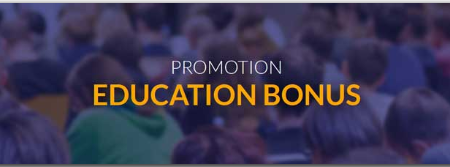 FxReino Education Bonuses