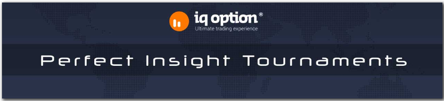 IQ Option Perfect Insight Tournament