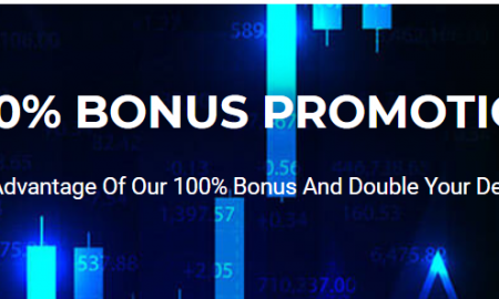 OptionField 100% Deposit Bonus