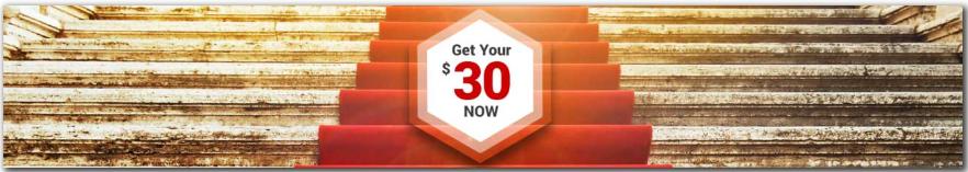 Tickmill's $30 No Deposit Bonus